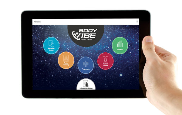 BodyVibe VisualCoach Software