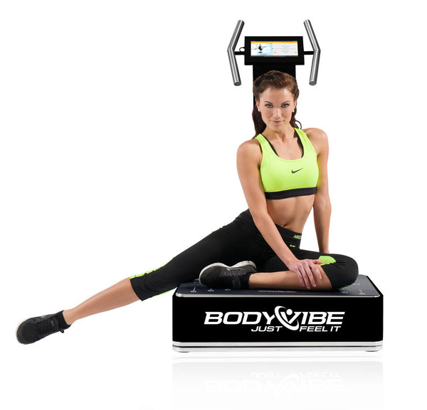 BodyVibe ULTIMATE v36 Vibrationsplatte (5-36 Hz)